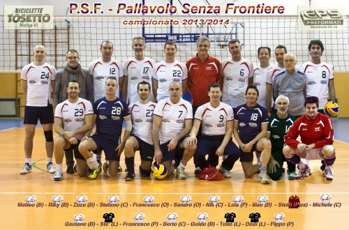 PSF VICENZA BIS
